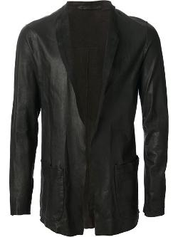 Salvatore Santoro  - Leather Blazer