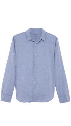 Save Khaki  - Simple Shirt