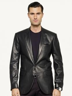 Black Label  - Lambskin Anthony Sport Coat
