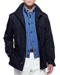 Loro Piana - Traveler Windmate Storm System Jacket