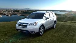 Forester by Subaru in The Wolverine